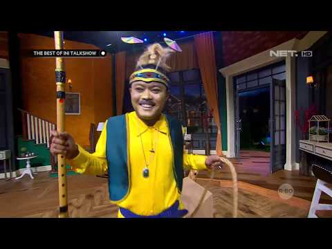 Luna Maya Ngakak Kedatangan Fansnya Yang Kocak - The Best of Ini Talk Show