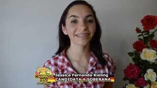 Baixar 27ª Chapadafest - Candidata Jessica Fernanda Kieling
