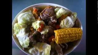 Pork Nilaga (Pressure Cooked)