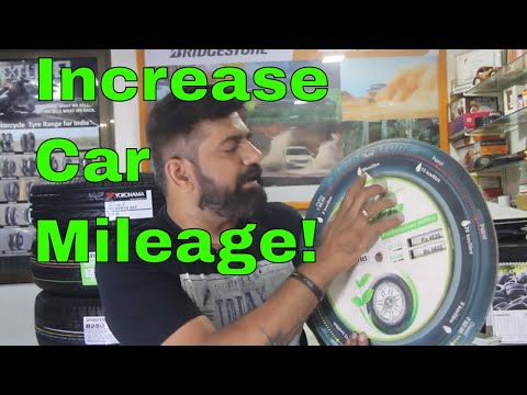 How Tyre Will Increase Your Car Mileage?