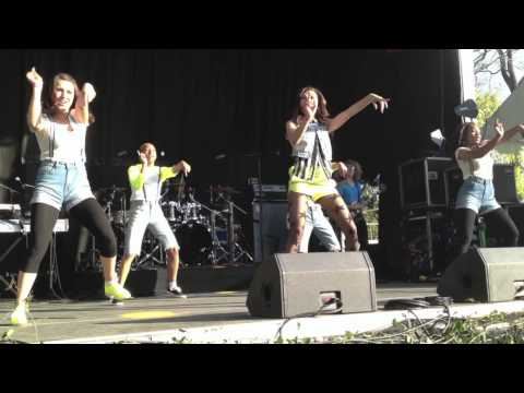 2012 White House Easter Egg Roll: Zendaya Performs Something to Dance For