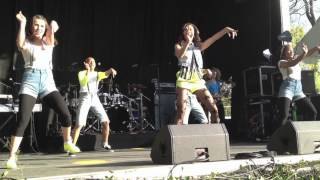 "2012 White House Easter Egg Roll: Zendaya Performs ""Something to Dance For"""