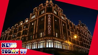 How banker's wife spent £16m at Harrods