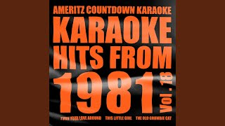 This Ole House (In the Style of Shakin' Stevens) (Karaoke Version)