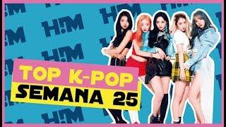 Top 40 KPOP Junio Semana 3 - 2018 ║Ranking K-POP June Week 25 , 2018