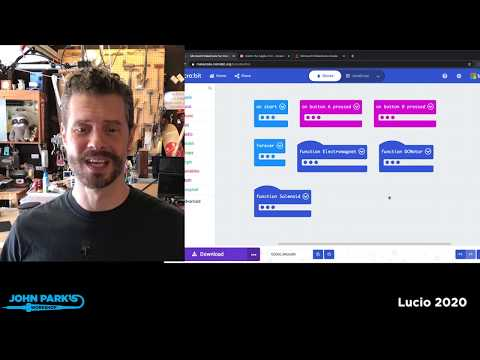 MakeCode Minute: Editor Enhancements @adafruit @johnedgarpark #adafruit @MSMakeCode #makecode