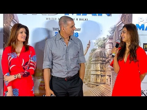 Akshay Kumar Plays Pranks On Radhika Apte | Radhika Apte REACTS Mp3