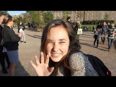 Study abroad Copenhagen - week 5 // botanical gardens, mind & body, stress