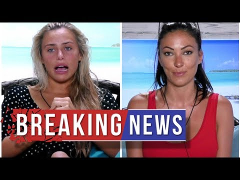 Love Island's Ellie Brown for shock exit after friend Sophie Gradon's death?