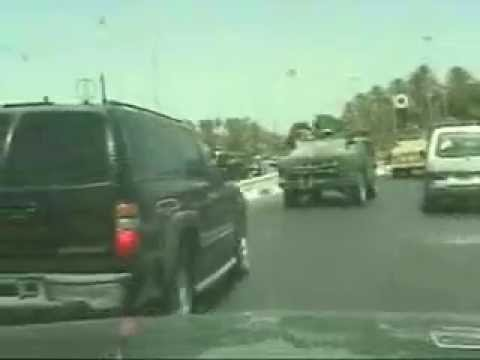 Convoy Ambush Baghdad