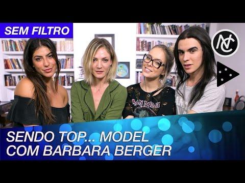 ARRASANDO NA CARREIRA DE MODELO COM BARBARA BERGER!