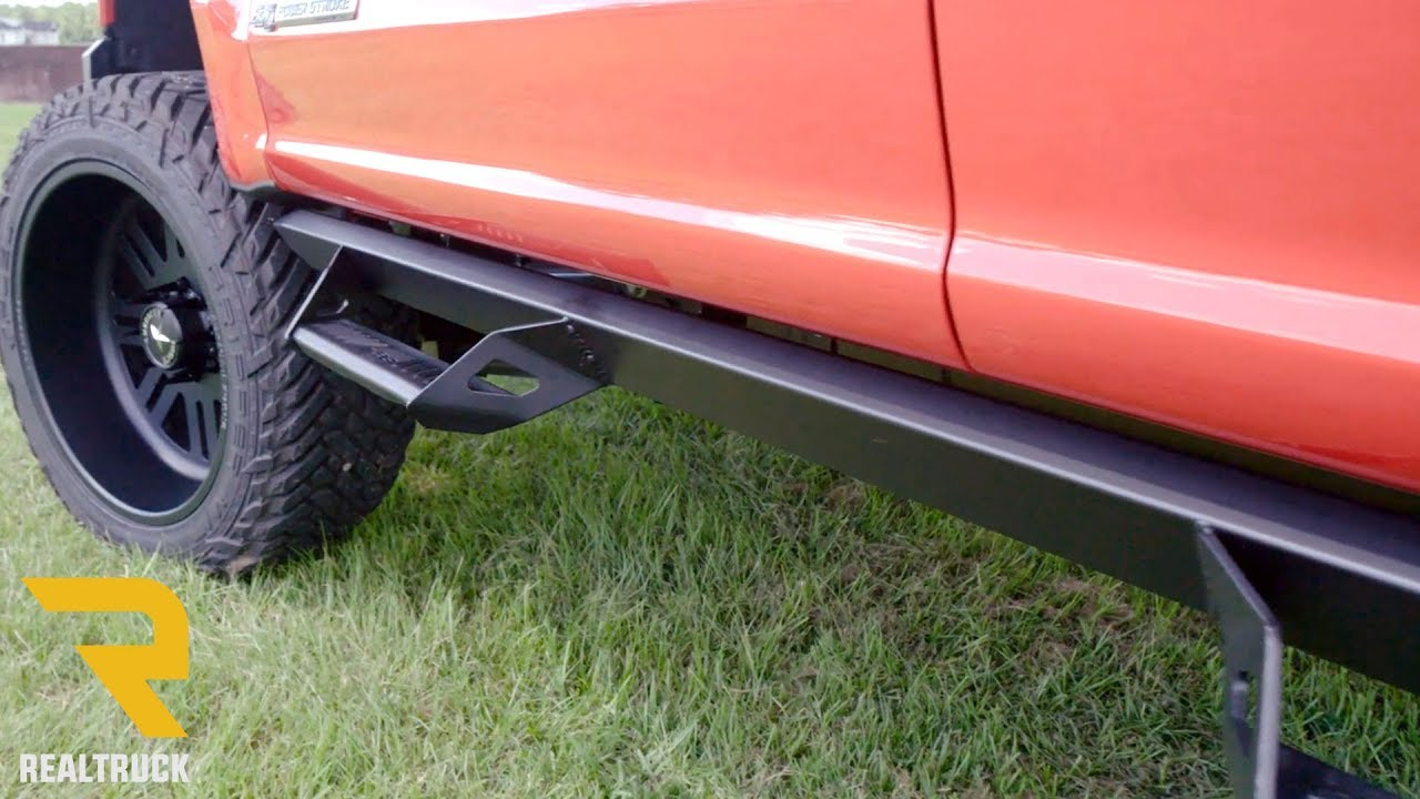 Nfab Running Boards >> N Fab Predator Pro Nerf Step Fast Facts