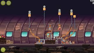 "🐓🕊🦅🐦 Angry Birds Rio. Эпизод ""Самолёт контрабандистов"" (""Smugglers' Plane""). Прохождение."