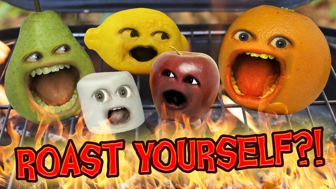 Annoying Orange - Roast Yourself Challenge!