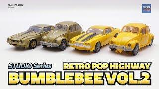 Transformer Studio Series SS-20 BUMBLEBEE Retro Pop Highway