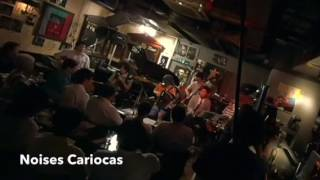 Noites Cariocas -Choro-民族音楽ようそろ〜ず2ndLive@馬車道King's Bar
