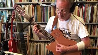 Elahe-ye Naz - Ostad Banan (Guitar arrangement)