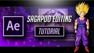 After Effects CC|AMV Tutorial-Sagapoo Editing Tutorial {DO NOT MISS THIS!}