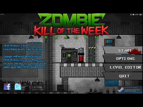 zombie kill of the week reborn gameplay |