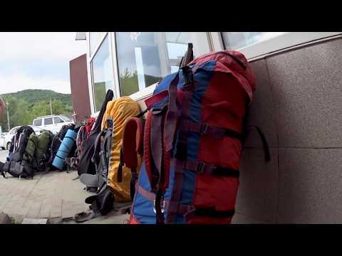 Обзор и сравнение рюкзаков за 60сек. Tatonka Splav The North Face Outventure  Nova Tour и...