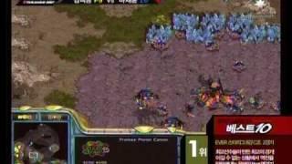 Korean Starcraft OSL 2007 - Official Best 10 Games No.01