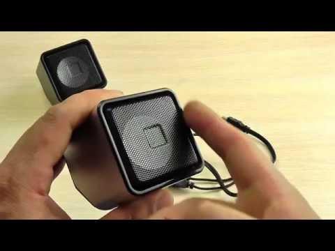 ОБЗОР: Портативная Колонка с USB и радио Sertec KS-375