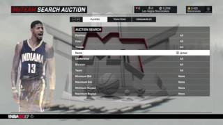NBA 2K17 MyTEAM Auction house tips how to make MT fast (Sniping)