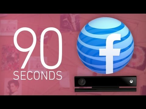 AT&T, HTC First, and Kinect for Windows - 90 Seconds on The Verge