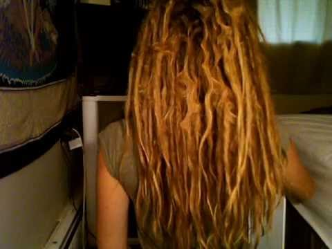 dreadlocks 3 months old