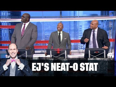 EJ's Neato Stat of the Night | Jeopardy! (Inside Edition)