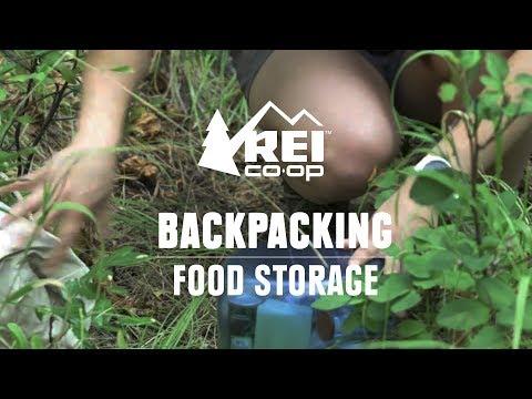 Backpacking Food Storage    REI