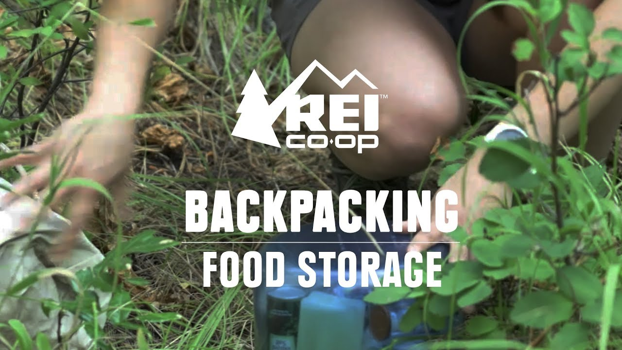 Food Storage for Camping & Backpacking | REI Expert Advice