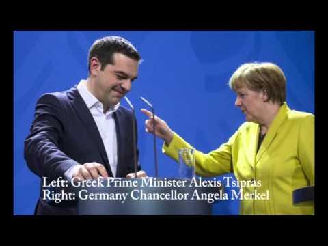 Greek Debt Crisis Background - CNBC journalist Geoff Cutmore