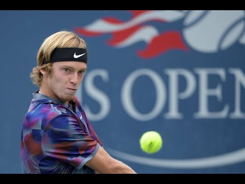 2017 US Open: Andrey Rublev R3 Press Conference