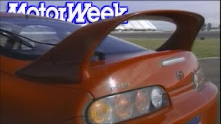 1994 Toyota Supra vs. Porsche 968 vs. Stealth vs. 300ZX vs. RX-7 vs. Corvette | Retro Review