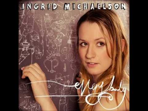 Клип Ingrid Michaelson - Everybody