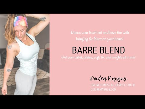 Barre Workout with Elise Joan