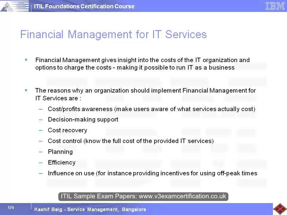 Itsm Framework And Processes 10 Youtube