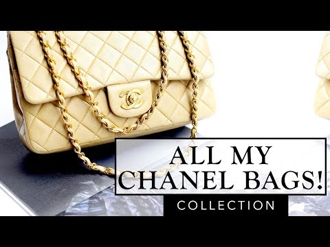 My Chanel Bag Collection & Review | Sonal Maherali