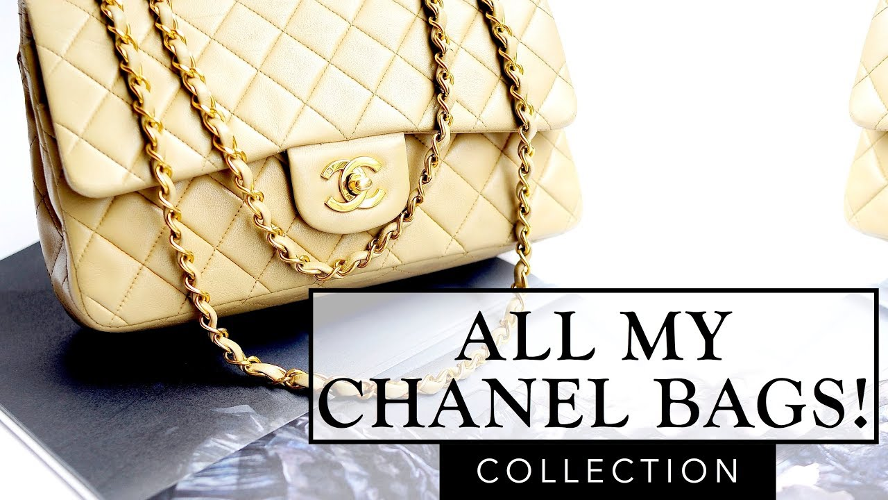 100a03f62465 My Chanel Bag Collection & Review | Sonal Maherali