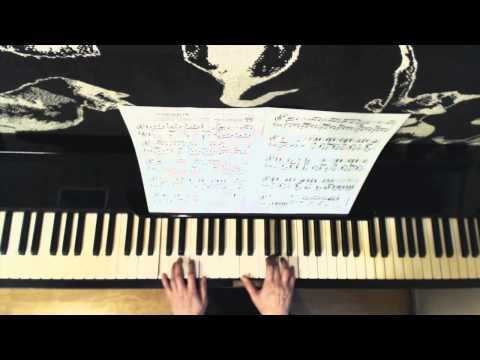 """TOMORROW from """"ANNIE"""" - piano cover"""