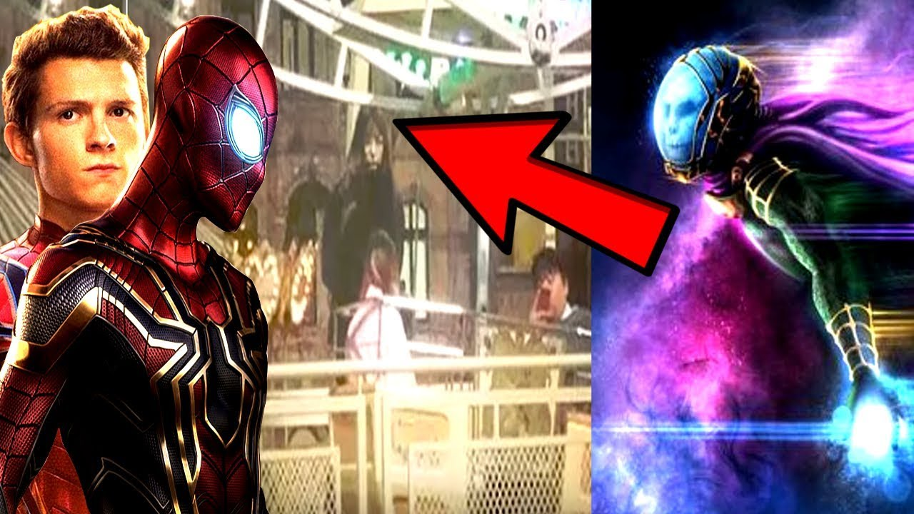 Spider Man Far From Home Mysterio