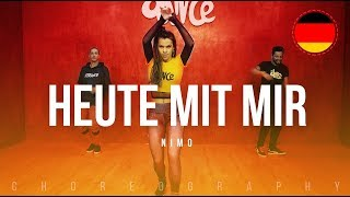 Heute Mit Mir - Nimo | FitDance Life (Choreography) Dance Video