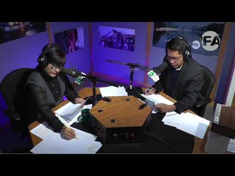 RFA Burmese Program December 11, 2017