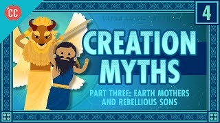 Earth Mothers and Rebellious Sons - Creation Part 3: Crash Course Mythology #4 thumbnail