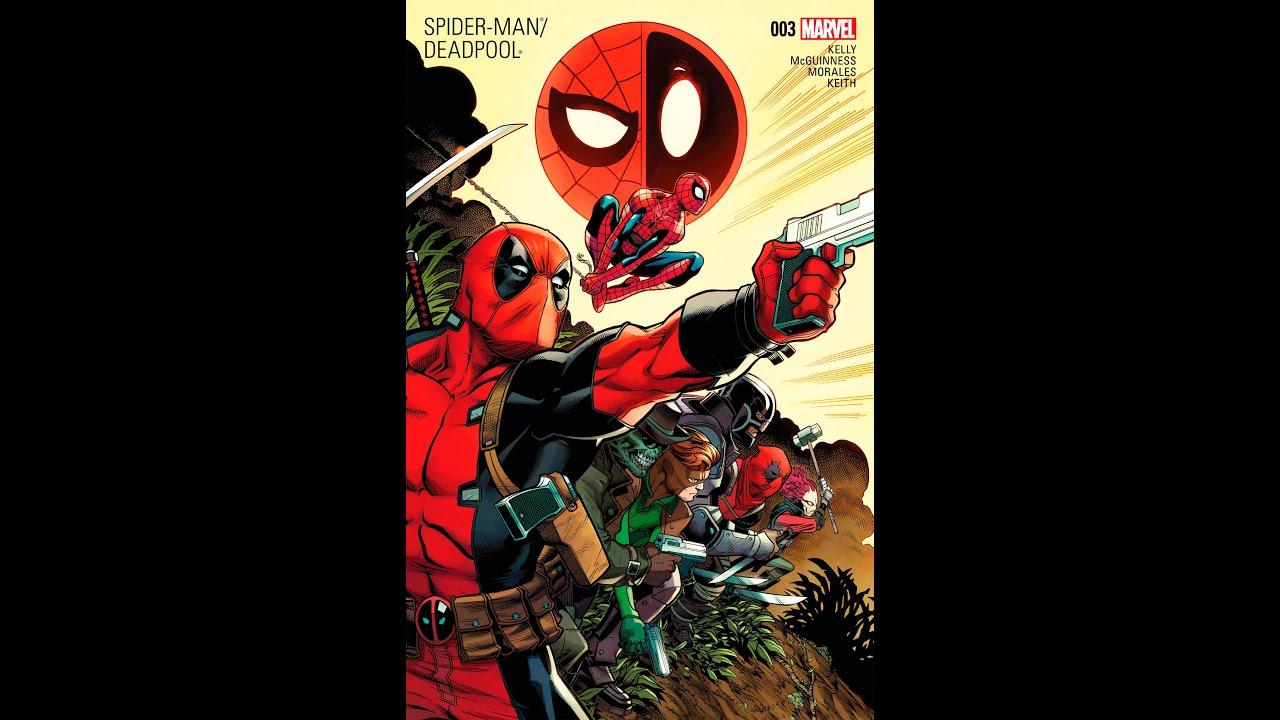 Resultado de imagen para spiderman deadpool 03