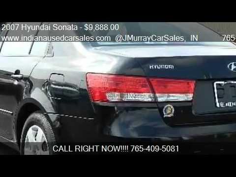 2007 Hyundai Sonata GLS Sedan 4D - for sale in LAFAYETTE, IN