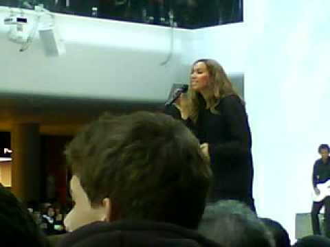 Leona Lewis Opening Westfields - Whatever it Takes