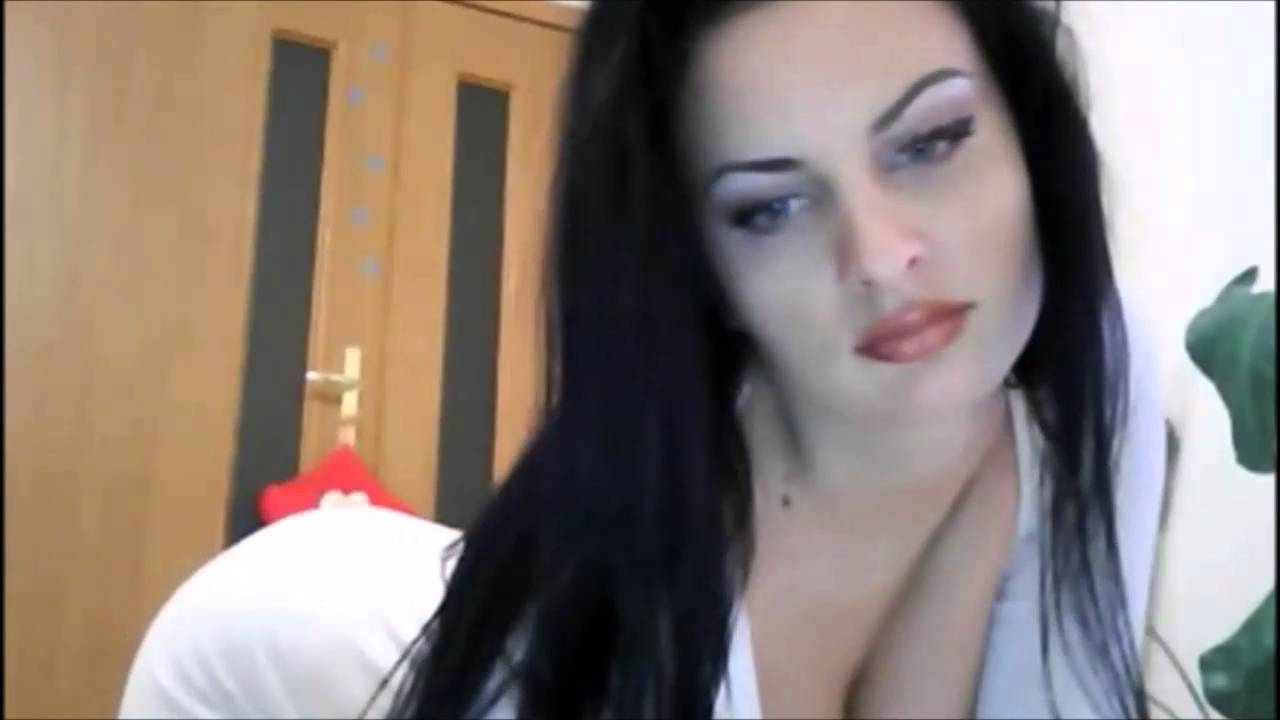 Cam girl recorded