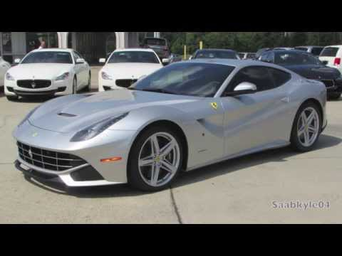 2013 / 2014 Ferrari F12 Berlinetta Start Up, Exhaust, and In Depth Review